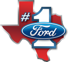 Ford #1 in Texas