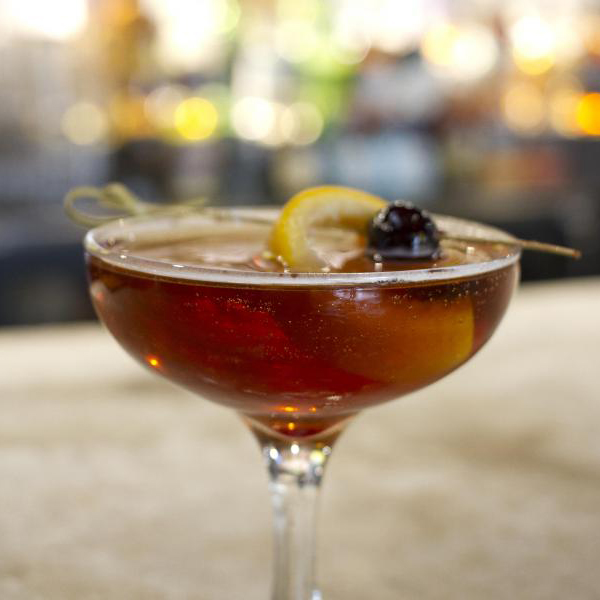 Vieux carré from On the Bend